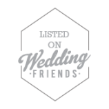 Wedding Friends_Listed on Wedding Friends Badge4